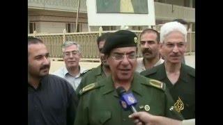 عودة الهدوء إلى بغداد بعد قتال ضار