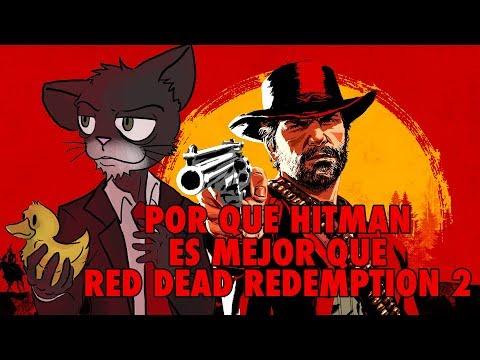 Ovejas Eléctricas - Por qué Hitman es mejor que Red Dead Redemption 2 thumbnail