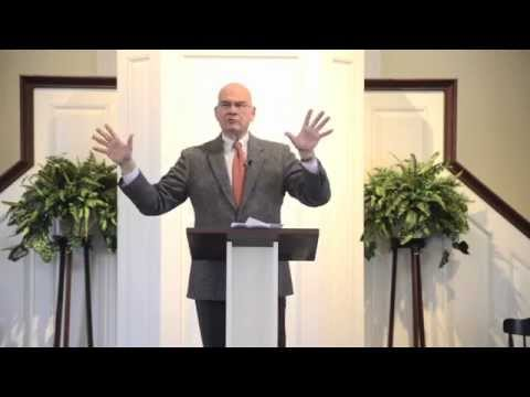 Dr. Timothy Keller at Reformed Theological Seminary: Lecture 2