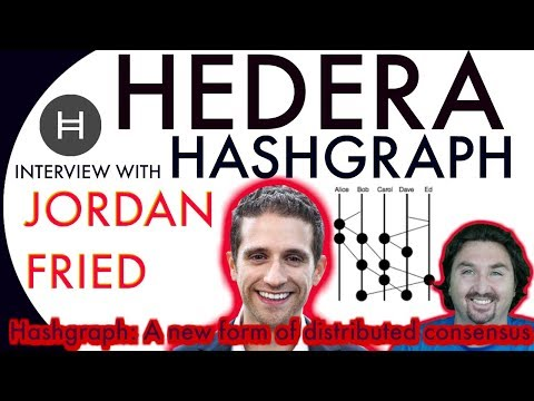 BCB chats with Hashgraph VP Jordan Fried about the Internet