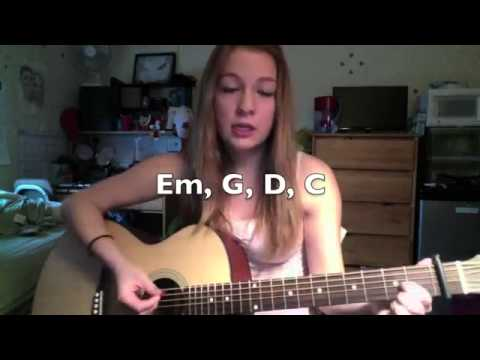 Heart AttackGuitar LessonDemi Lovato + chords