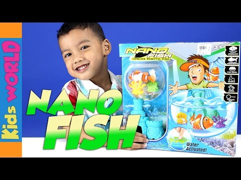 Nano Fish | Life-Like Robotic Fish | Charlie