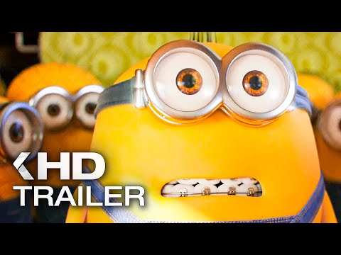 MINIONS 2: The Rise of Gru Trailer Teaser (2020) Super Bowl
