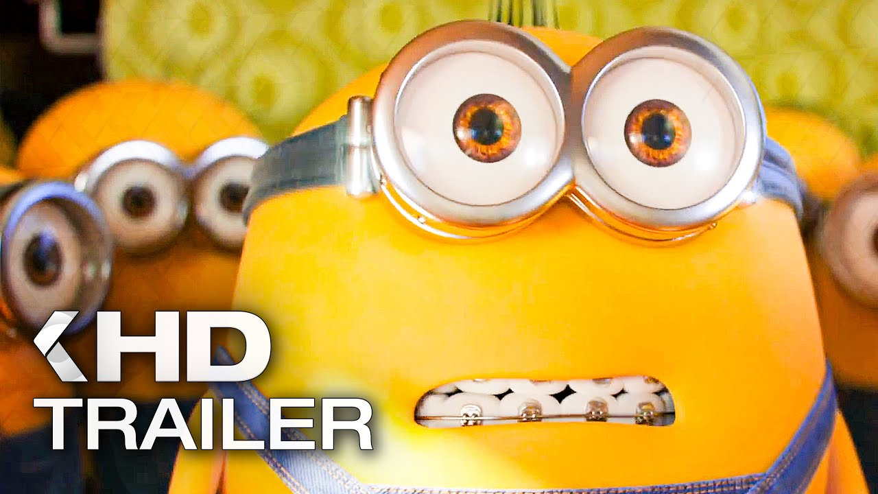 Download MINIONS 2: The Rise of Gru Trailer Teaser (2022) Super Bowl