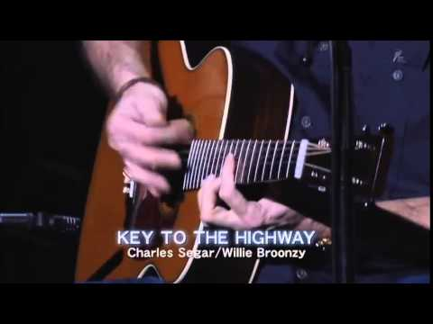 ERIC CLAPTON Live at Budokan, Tokyo, 2001 key to the highway