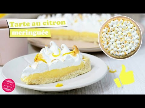 🍋-la-meilleure-tarte-au-citron-meringuee-!-facile-🍋