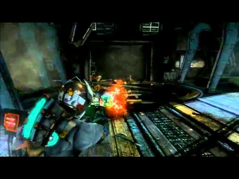 Dead Space 3 Weapon Crafting Fire Plasma Cutter Youtube