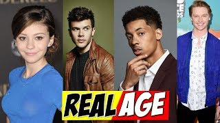 American Vandal Cast Real Age & Real Name