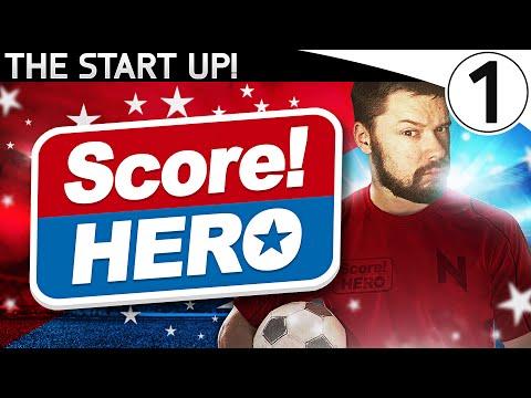 SCORE HERO Level 1-20 - Let's Play! Ep. 1