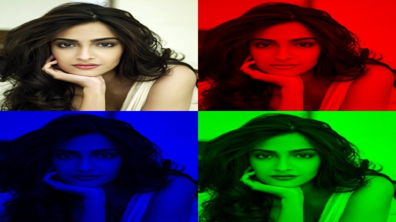 Java | How to convert color image into Red Green Blue image