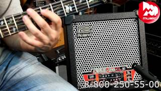 Комбик гитарный ROLAND CUBE-20XL(Комбик гитарный ROLAND CUBE-20XL https://pop-music.ru/catalog.php?id=888880007866 0:12 Демонстрация звучания чистого канала 0:34 Демонстрац.., 2012-07-29T18:28:21.000Z)
