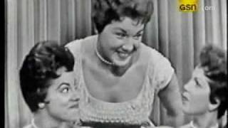 The McGuire Sisters on What