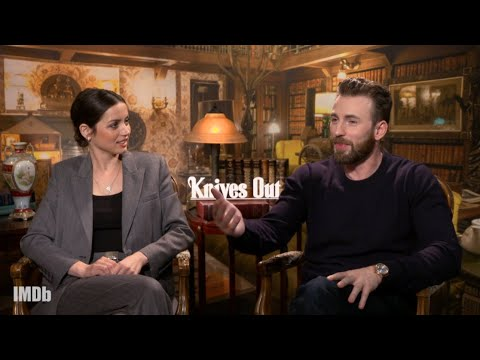 Chris Evans, Jamie Lee Curtis, and 'Knives Out' Cast Have 'Deep Love' for Their Co-Stars