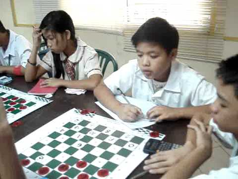 how to win checkers in 3 moves