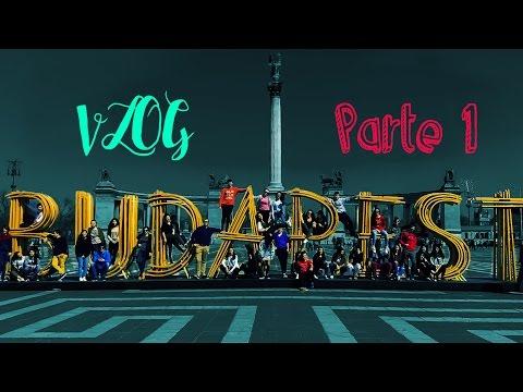 VLOG BUDAPEST | PARTE 1