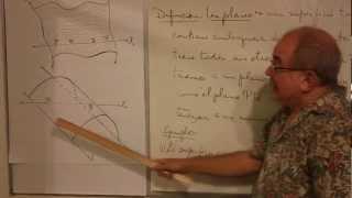 Geometría - Lección 6 - B (superficies, planos, puntos coplanares)