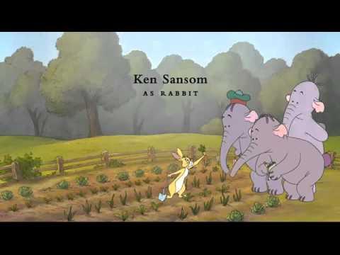 Pooh's Heffalump Movie Arabic Shoulder to Shoulder   End Title