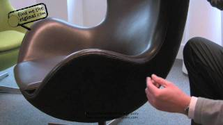 Egg Chair And Swan Chair By Find Me The Original