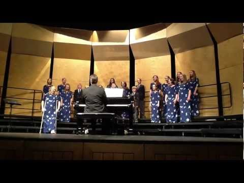 The Powell River Academy Singers:  Gonna Walk on Home