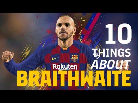 10 THINGS ABOUT MARTIN BRAITHWAITE