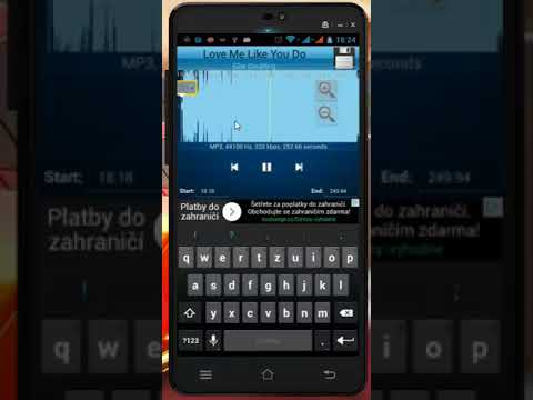mp3 cutter android app tutorial - best app in 2018 -