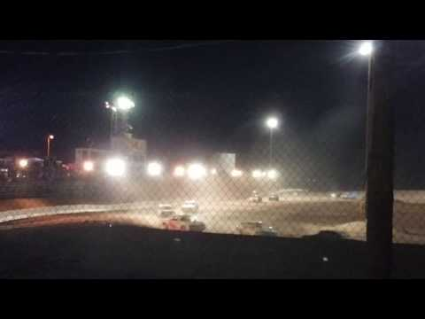June 17th a main southern new Mexico speedway 74 stock car blew a motor