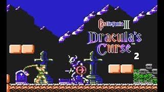 Castlevania III: Dracula's Curse 2 Electric Boogaloo (Ep 2)