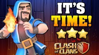 It's TIME to CRUNCH Victory!! TH10 & TH11 3 Star Attacks | Clash of Clans