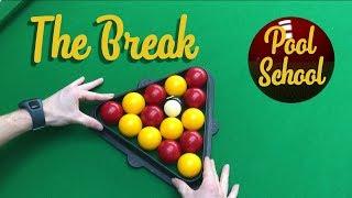How to Break iฑ Pool | Pool School