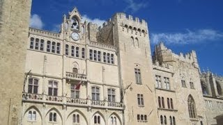 A Tour of Narbonne, France - Including the Archbishop