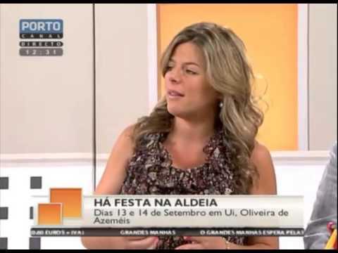 HFA 2014 | Porto Canal no programa Grandes Manhãs