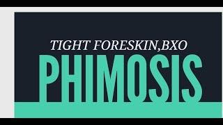 Tight Foreskin,Non retracting foreskin,BXO,Phimosis-Circumcision Call+919370275336/+919370240098