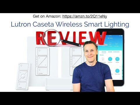 Lutron Automatic Light Switches - An Unboxing and Review