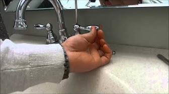 How To Fix A Loose Faucet Handle EASILY