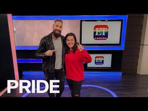 Elle Mills Talks YouTube Success, Mental Health, Coming Out & LGBTQ+ Pride | ET CANADA PRIDE thumbnail
