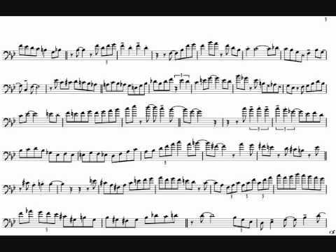 Andy Martin & Bob McChesney 'Some Bones of Contention' Trombone Solo Transcriptions