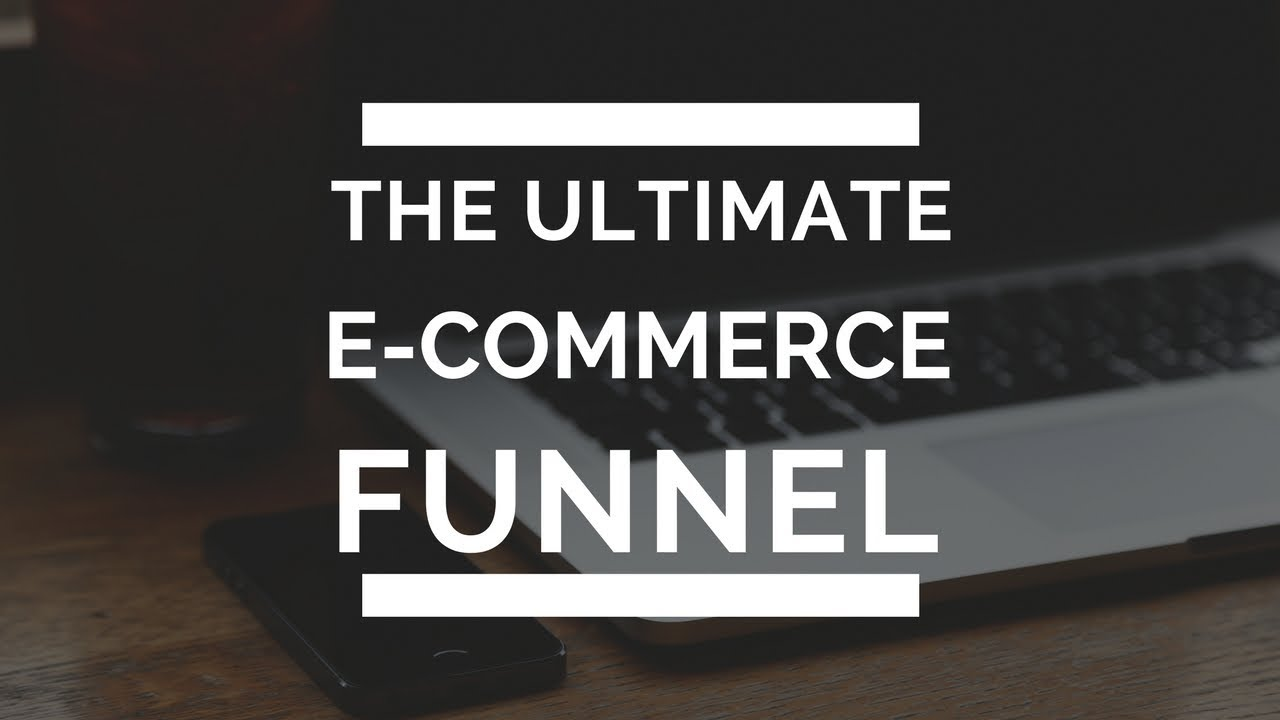 The Ultimate E-Commerce Funnel - Clickfunnels Free Trial Plug and Play