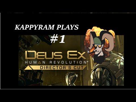 Robot World   Deus Ex: Human Revolution Director's Cut  