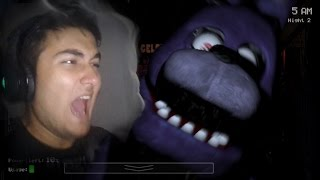Five Nights At Freddy's - Ben Korkmam, Ürkerim - B.G.B.O
