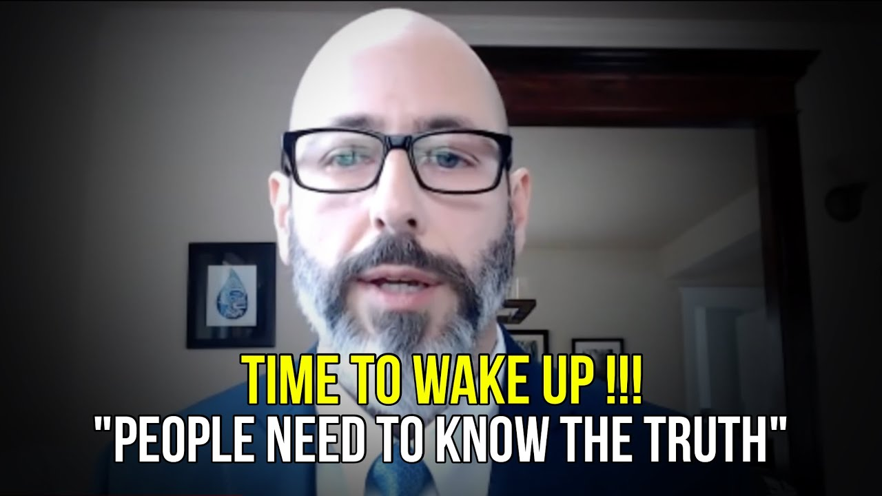 WHY THEY ARE LYING US ? - People Need To Know The Truth !! - Dr. Andrew Kaufman