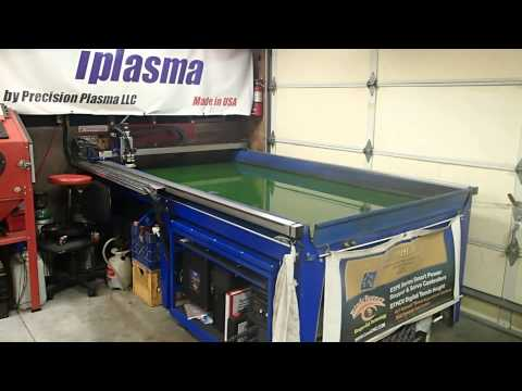Plasma Cutting AR500 Plate vs. Water Jet or Laser Facts may surprise you