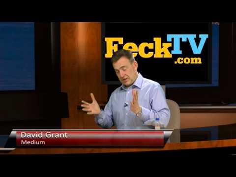 Unique Lives interview with Medium and healer, David Grant