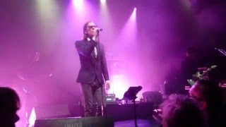 Claus Hempler & Baal - China Girl - Bowie Tribute Concert