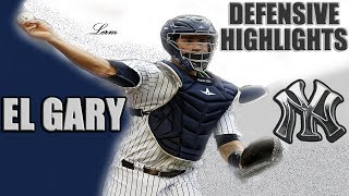 Gary Sanchez Defensive Highlights || EL GARY || ᴴᴰ