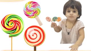 Yummy Lollipops for Toddlers | Nursery Rhymes For Kids And Children