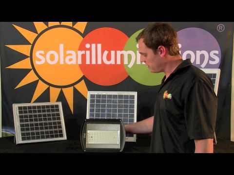 Solar Sign Light - Solar Illuminations FL05