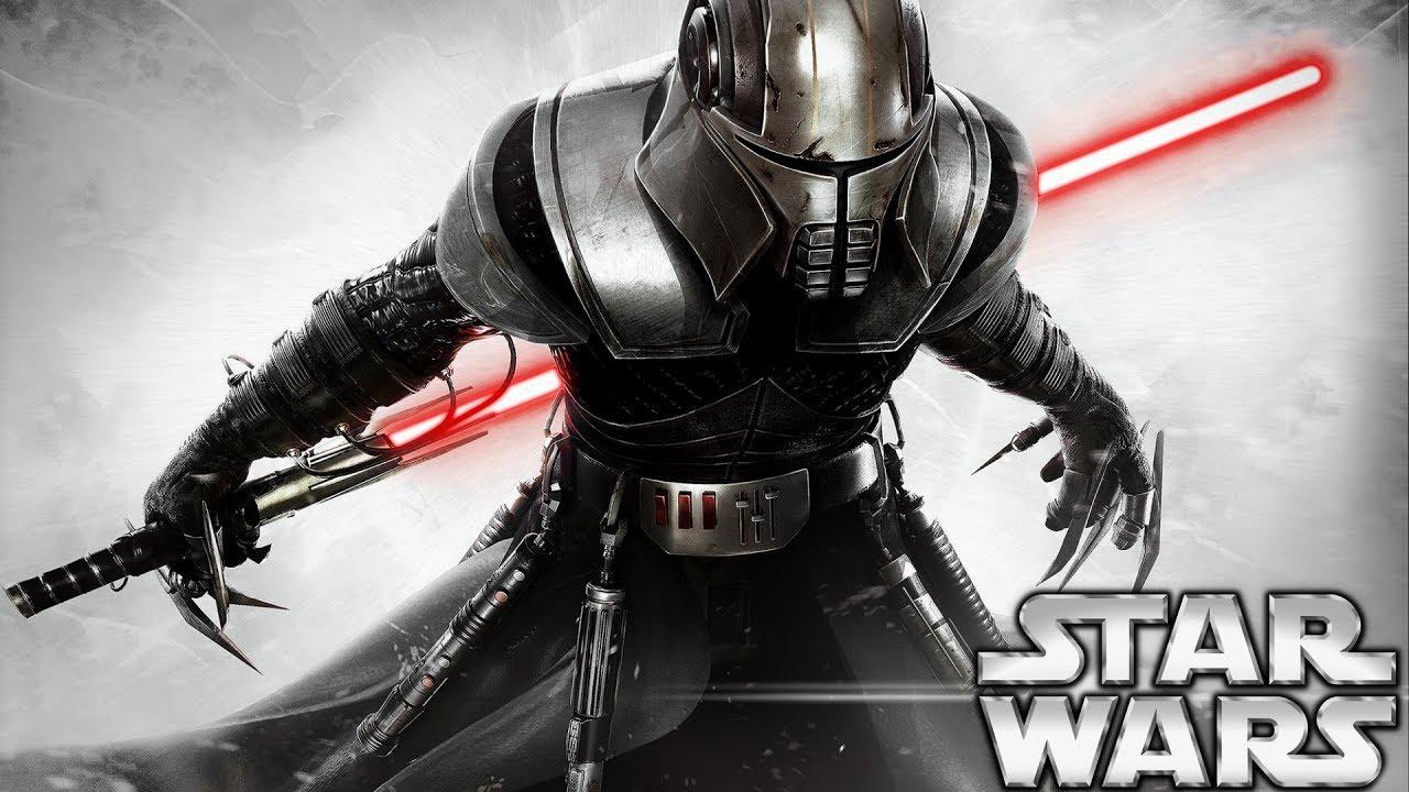 Fan Made Star Wars Sith