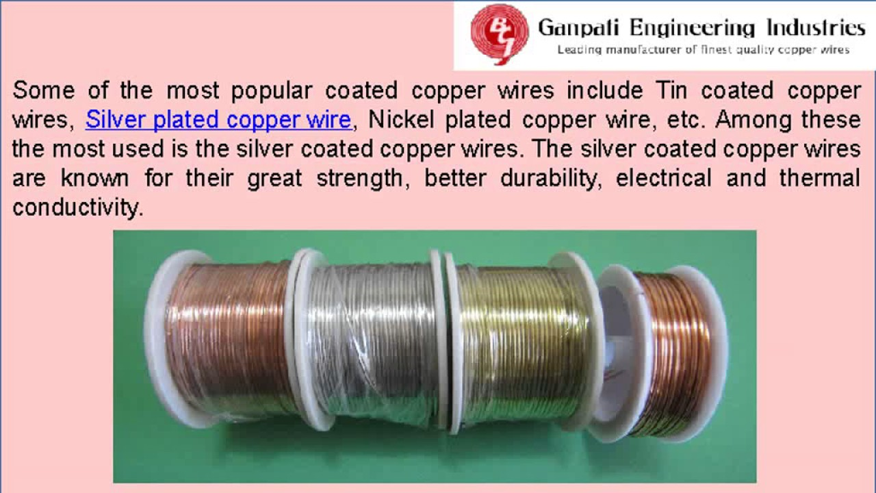 Silver And Copper Wiring Eye  Wiring Solutions