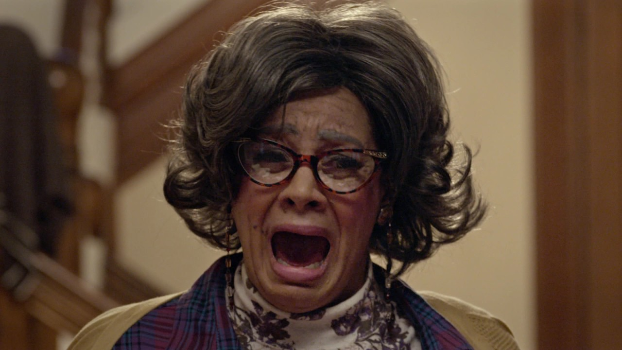 Tyler Perry's Boo! a Madea Halloween - Trailer - YouTube