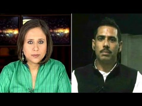 There's always a push for me to join politics: Robert Vadra to NDTV